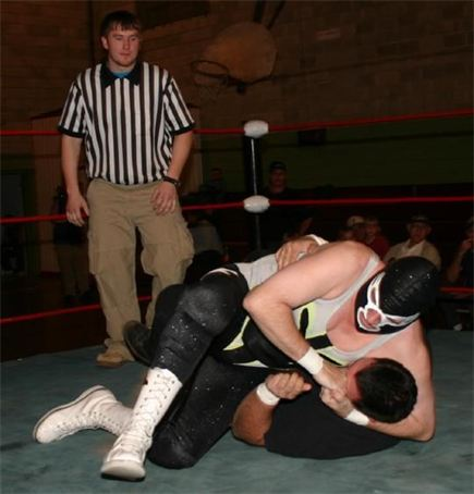 Nighthawk vs. Steve Dalton
